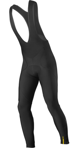 Mavic Ksyrium Elite Thermo Spodnie na szelkach długie Mężczyźni czarny